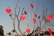 valentinesdaytree