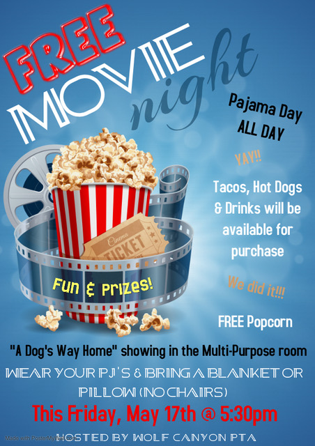 Movie Flyer v4